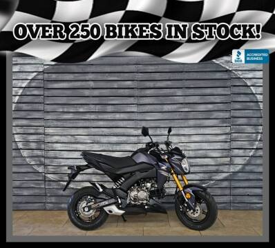 2020 Kawasaki Z125 Pro for sale at AZMotomania.com in Mesa AZ