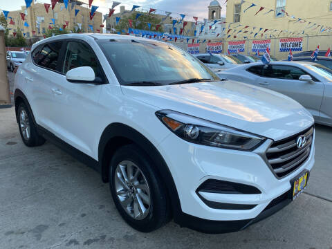 2018 Hyundai Tucson for sale at Elite Automall Inc in Ridgewood NY