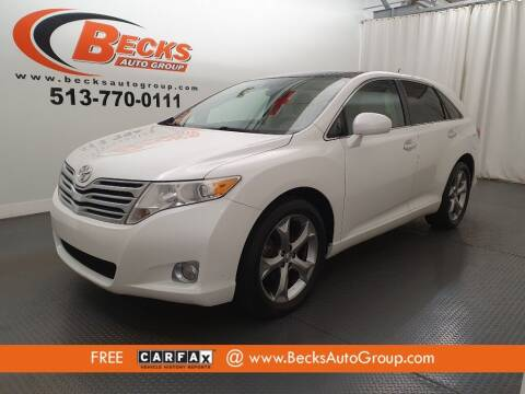 2009 Toyota Venza for sale at Becks Auto Group in Mason OH