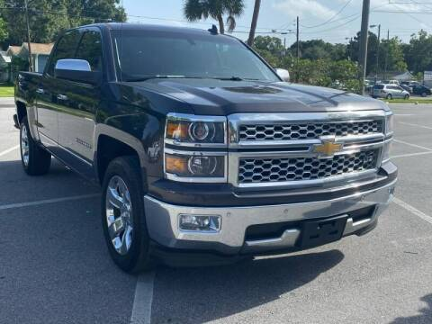 2015 Chevrolet Silverado 1500 for sale at LUXURY AUTO MALL in Tampa FL