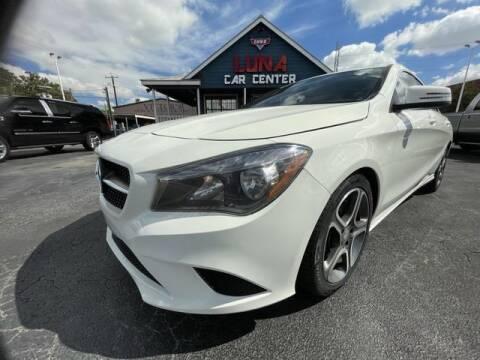 2014 Mercedes-Benz CLA for sale at LUNA CAR CENTER in San Antonio TX