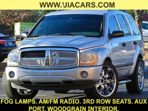 2006 Dodge Durango for sale at Used Imports Auto - Lawrenceville in Lawrenceville GA