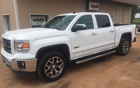 2014 GMC Sierra 1500 for sale at Palmer Welcome Auto in New Prague MN