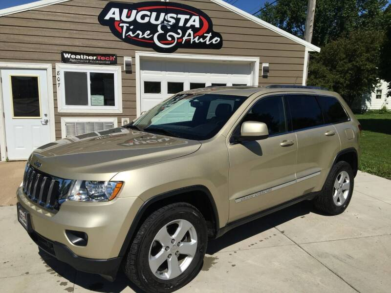 2012 Jeep Grand Cherokee for sale at Augusta Tire & Auto in Augusta WI
