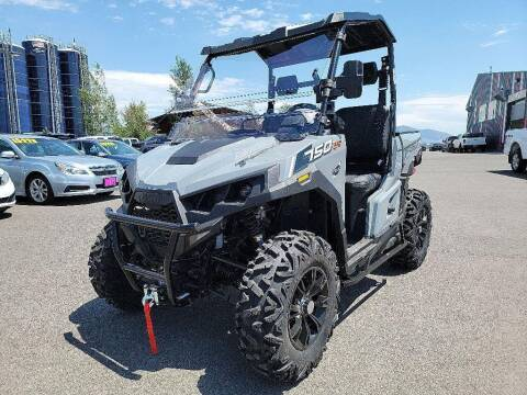 2021 Massimo TBOSS 750 for sale at Snyder Motors Inc in Bozeman MT
