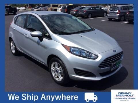 2019 Ford Fiesta for sale at Carmart 360 Missoula in Missoula MT