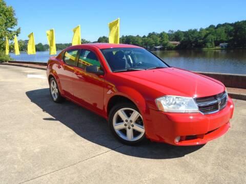 2009 Dodge Avenger for sale at Lake Carroll Auto Sales in Carrollton GA