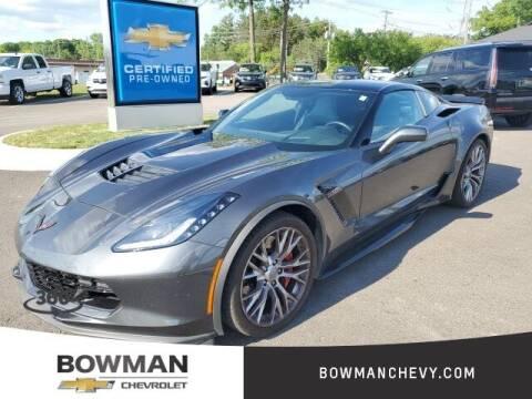 2017 Chevrolet Corvette for sale at Bowman Auto Center in Clarkston MI