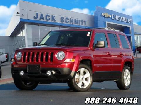 2014 Jeep Patriot for sale at Jack Schmitt Chevrolet Wood River in Wood River IL