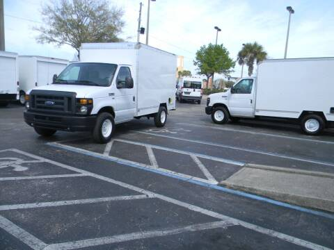 2014 Ford E-Series Chassis for sale at Longwood Truck Center Inc in Sanford FL