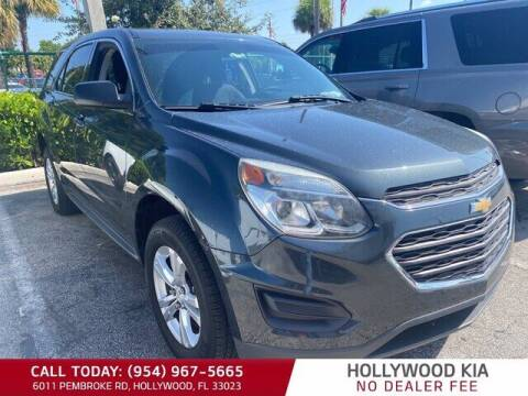 2017 Chevrolet Equinox for sale at JumboAutoGroup.com in Hollywood FL