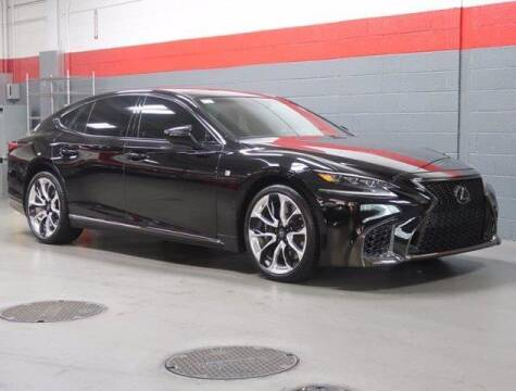 2019 Lexus LS 500 for sale at CU Carfinders in Norcross GA