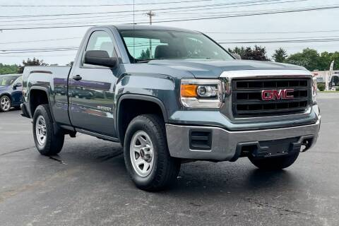 2014 GMC Sierra 1500 for sale at Knighton's Auto Services INC in Albany NY