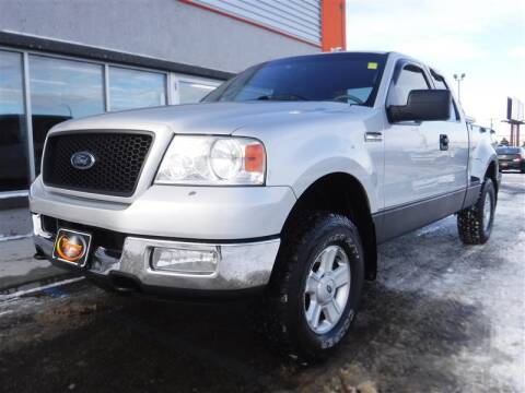 2004 Ford F-150 for sale at Torgerson Auto Center in Bismarck ND