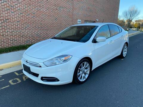 2013 Dodge Dart for sale at D&S IMPORTS, LLC in Strasburg VA