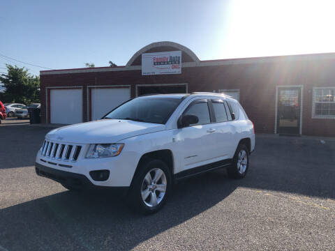 2012 Jeep Compass for sale at Family Auto Finance OKC LLC in Oklahoma City OK