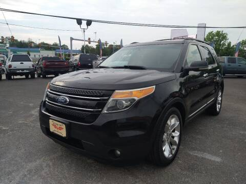 2011 Ford Explorer for sale at P J McCafferty Inc in Langhorne PA