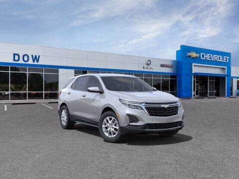 2022 Chevrolet Equinox for sale at DOW AUTOPLEX in Mineola TX