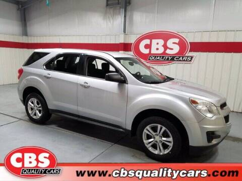 2012 Chevrolet Equinox for sale at CBS Quality Cars in Durham NC