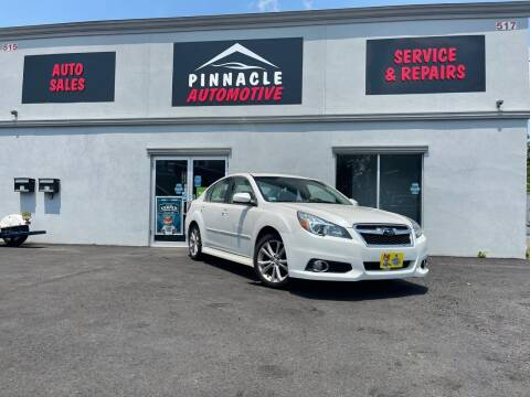 2014 Subaru Legacy for sale at Pinnacle Automotive Group in Roselle NJ
