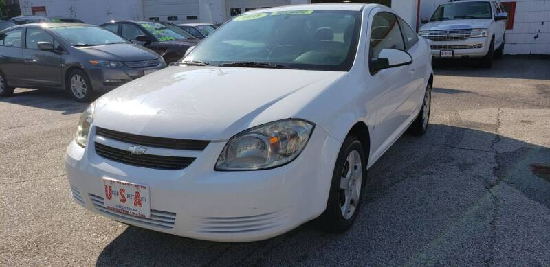 2008 Chevrolet Cobalt for sale at Union Street Auto in Manchester NH