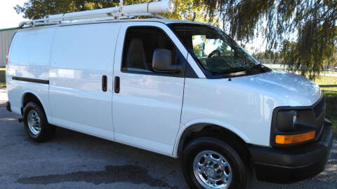 2007 Chevrolet Express Cargo for sale at Haigler Motors Inc in Tyler TX