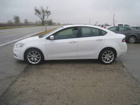 2013 Dodge Dart for sale at BEST CAR MARKET INC in Mc Lean IL
