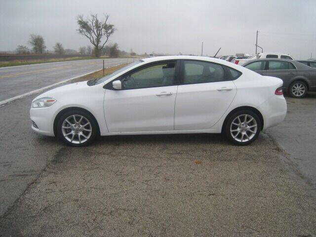 2013 Dodge Dart for sale at BEST CAR MARKET INC in Mc Lean IL