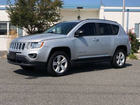 2013 Jeep Compass for sale at Direct Auto Sales in Philadelphia PA