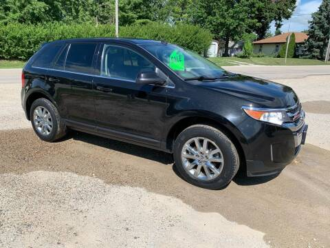 2013 Ford Edge for sale at GREENFIELD AUTO SALES in Greenfield IA