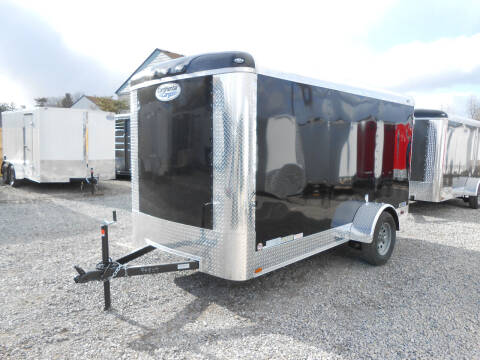 2021 Continental Cargo Tailwind 6x12 for sale at Jerry Moody Auto Mart - Trailers in Jeffersontown KY