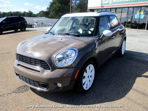 2011 MINI Cooper Countryman for sale at Gary Simmons Lease - Sales in Mckenzie TN