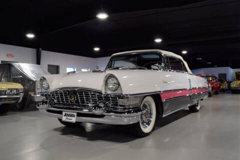 1955 Packard Caribbean for sale at Jensen's Dealerships in Sioux City IA