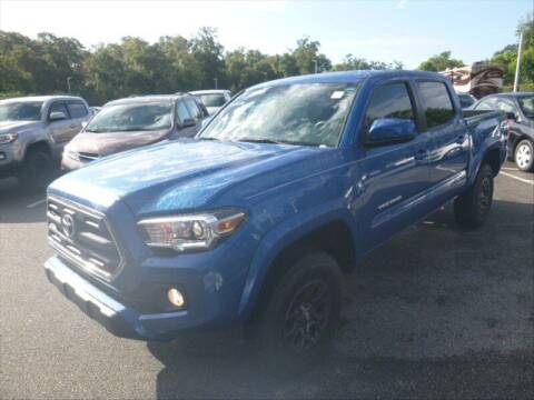 2017 Toyota Tacoma for sale at JOE BULLARD USED CARS in Mobile AL