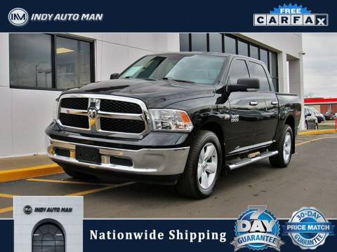 2018 RAM Ram Pickup 1500 for sale at INDY AUTO MAN in Indianapolis IN