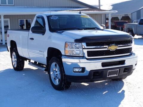 2013 Chevrolet Silverado 2500HD for sale at Burkholder Truck Sales LLC (Edina) in Edina MO