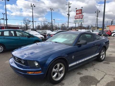 2007 Ford Mustang for sale at 4th Street Auto in Louisville KY