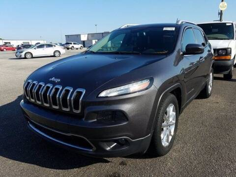 2016 Jeep Cherokee for sale at BMW of Schererville in Schererville IN