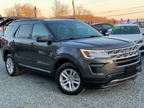 2018 Ford Explorer for sale at A&M Auto Sale in Edgewood MD
