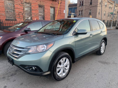 2012 Honda CR-V for sale at Gallery Auto Sales in Bronx NY