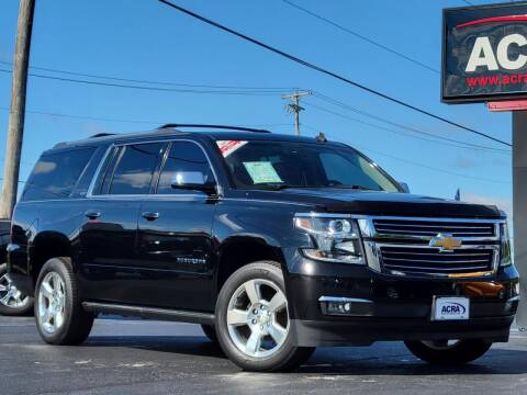 2015 Chevrolet Suburban for sale at BuyRight Auto in Greensburg IN