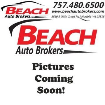 2017 Hyundai Sonata Hybrid for sale at Beach Auto Brokers in Norfolk VA