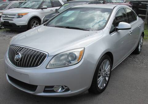 2012 Buick Verano for sale at Express Auto Sales in Lexington KY