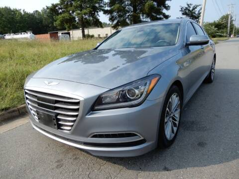 2017 Genesis G80 for sale at United Traders Inc. in North Little Rock AR