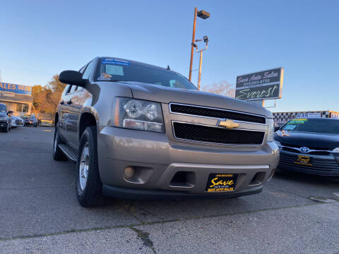 2007 Chevrolet Tahoe for sale at Save Auto Sales in Sacramento CA