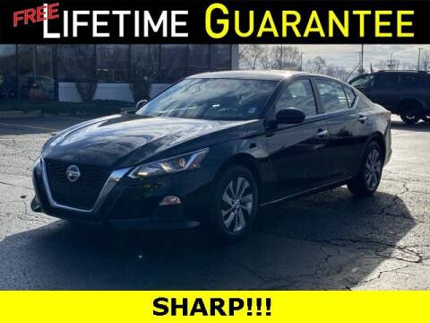 2019 Nissan Altima for sale at Vicksburg Chrysler Dodge Jeep Ram in Vicksburg MI