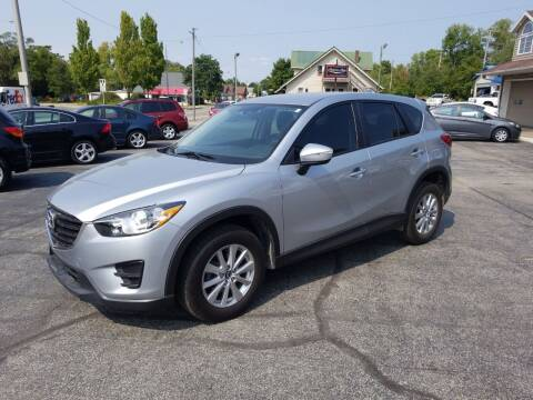 2016 Mazda CX-5 for sale at Indiana Auto Sales Inc in Bloomington IN