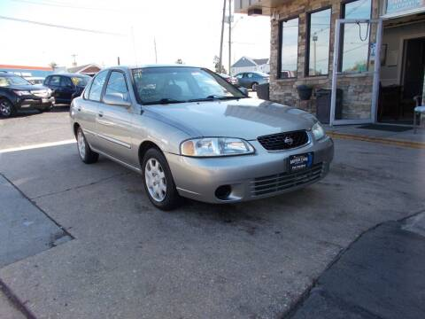 2002 Nissan Sentra for sale at Preferred Motor Cars of New Jersey in Keyport NJ