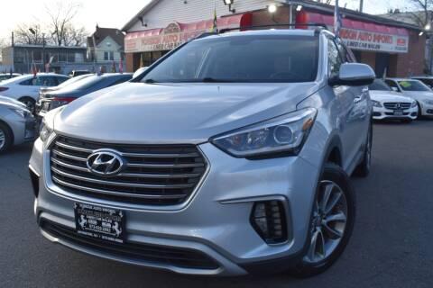 2018 Hyundai Santa Fe for sale at Foreign Auto Imports in Irvington NJ