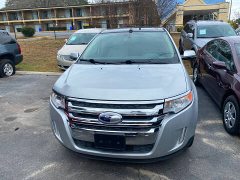 2013 Ford Edge for sale at J Franklin Auto Sales in Macon GA